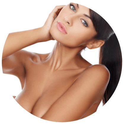 No Breast Scar Breast Augmentation in Dallas
